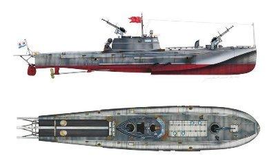 Торпедный катер Г-5