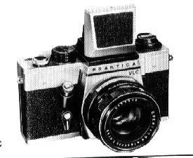 Фотоапарат «Практика-VLC»
