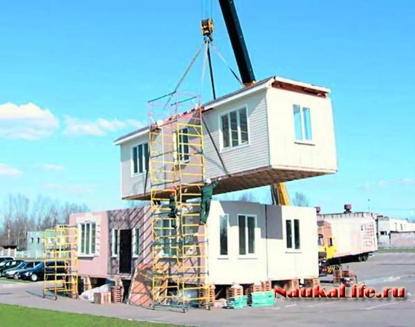 Бытовка, как новый вид временного жилья