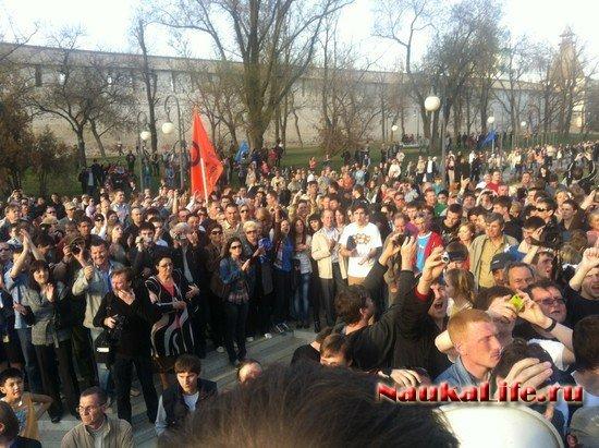 Про политику в Астрахани