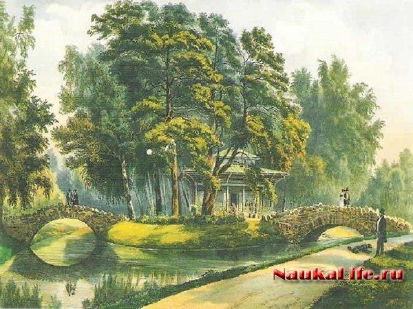 Тайны и секреты Английского и Русского сада